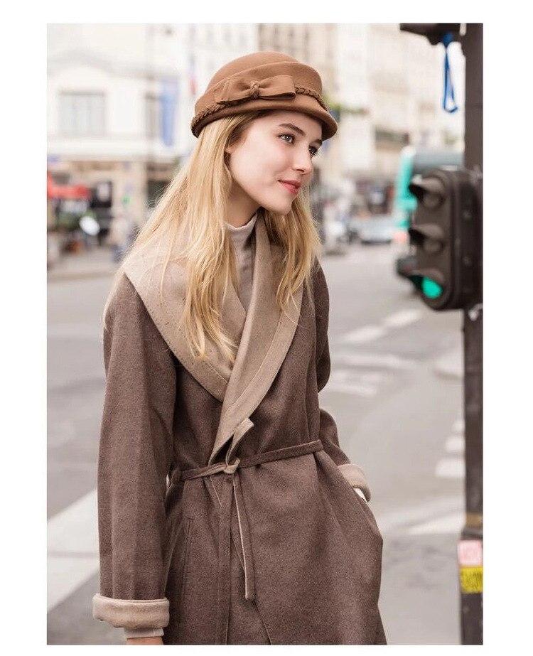 Chapeau d'hiver 100% laine Australienne