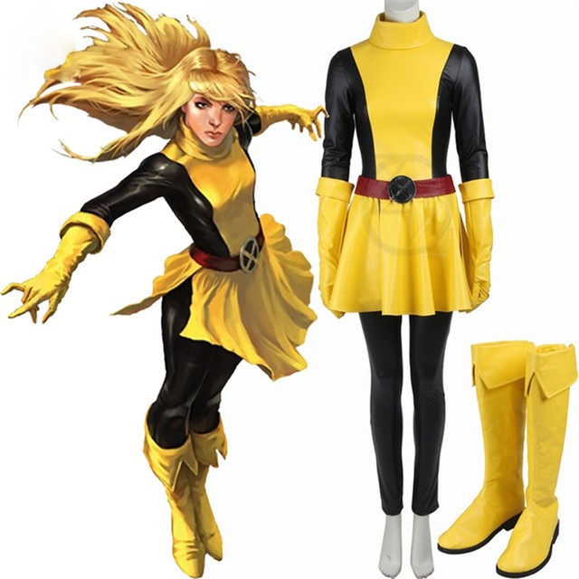 Marvel Women Villains Costumes