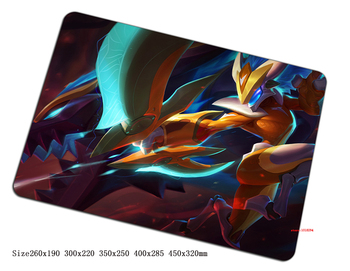 Super Galaxy Kindred mouse pad lol mousepads gaming mouse pad gamer  padmouse cute large