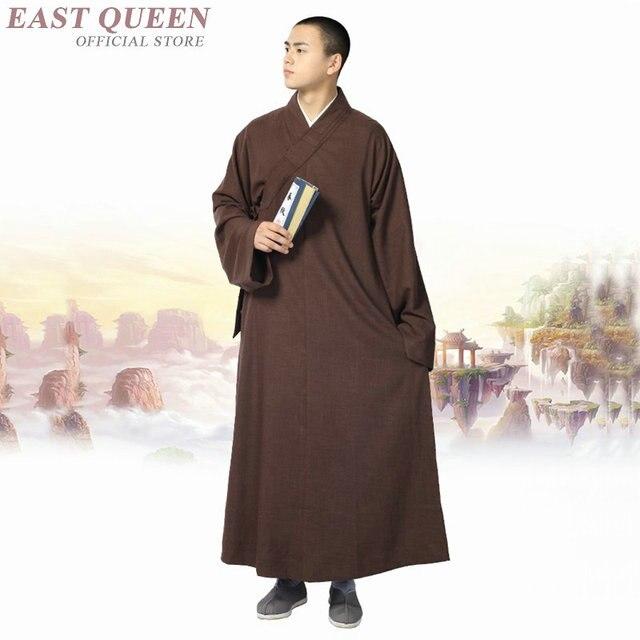 Одежда для одеяния буддийских монахов, костюм форма для боевых искусств, одежда для буддийских монахов, Униформа, одежда для медитации KK2223 Y