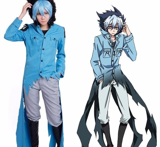 New Arrival Anime Servamp Men Cosplay Costumes Kuro