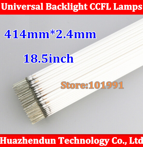 20pcs Wholesale and Free shipping NEW CCFL lamp 414*2.4 mm 18.5 18.5inch LCD Backlight Lamp 414mm*2.4mm Hight quality