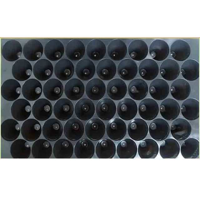 Hydroponic System PVC Seed Seedling Growing Trays Plastic Nursery  Greenhouse Garden Agriculture Pots Holes Planting Tool
