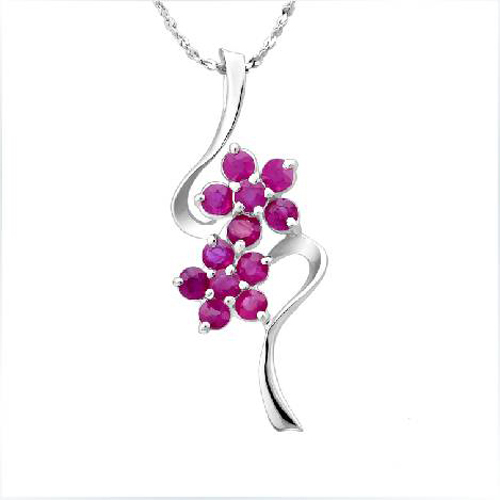 2017 Limited Collier Qi Xuan_Red Stone Flower Pendant Necklaces_Real Necklaces_Quality Guaranteed_Manufacturer Directly Sale 2017 Limited Collier Qi Xuan_Red Stone Flower Pendant Necklaces_Real Necklaces_Quality Guaranteed_Manufacturer Directly Sale