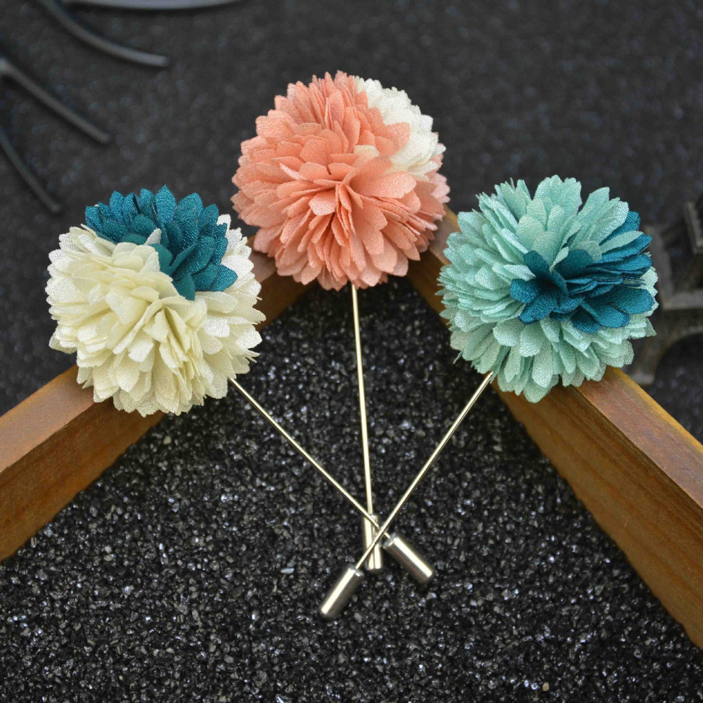 Mdiger fashion color flower wedding brooch bouquet gentleman lapel mdiger fashion color flower wedding brooch bouquet gentleman lapel pin men suits accessories vintage mens brooches pins in brooches from jewelry izmirmasajfo