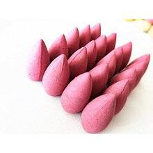50 PCS Indian Incense Cone for Backflow Burner Smoke Natural Fragrant Aromatherapy Sandalwood S