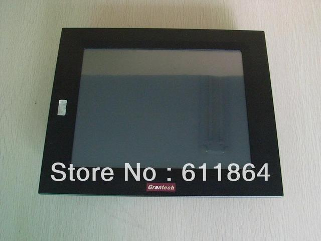 Industrial Panel PC Axiomtek fanless 12 inch screens are touch screen PAD6312-877 Atom D2550