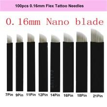 500pcs 0 16mm Black Nano LAMINA MICRO 7 9 11 12 14 16 17 18pins Nano
