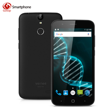 Vernee Thor  5.0 Inch HD Screen 3GB RAM+16GB ROM Mobile Phone Smartphone Android 6.0 MTK6753 Octa-Core Cell Phone Fingerprint