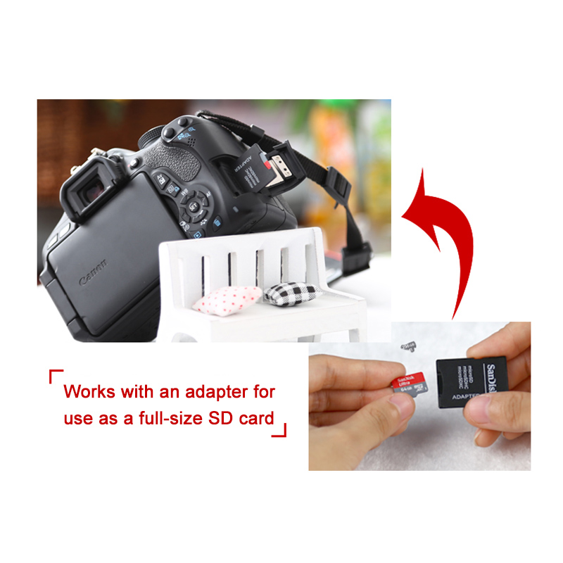 Sandisk Ultra Micro SD 128GB 32GB 64GB 256GB 16G 400GB Micro SD Card SD TF Flash
