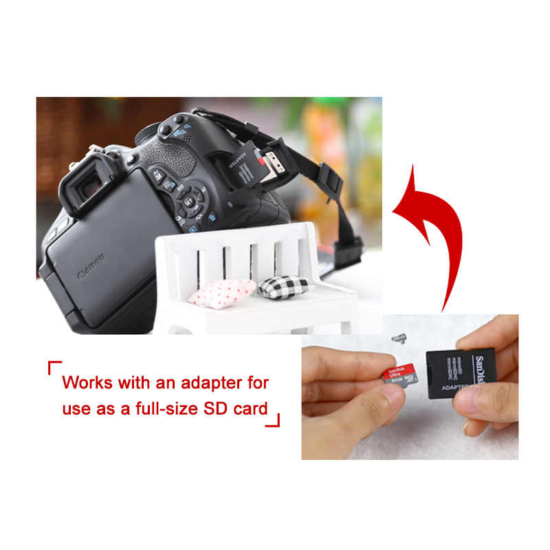 Sandisk Ultra Micro SD de 32 GB 128 GB 64 GB 256GB 16G tarjeta Micro SD de 400 GB SD/ tarjeta de memoria Flash TF 32 64 128 gb microSD para teléfono