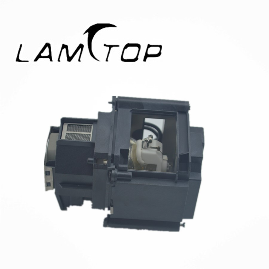 FREE SHIPPING  LAMTOP  180 days warranty  projector lamps with housing  ELPLP63/V13H010L63  for  G5650WNL slovo g ten days
