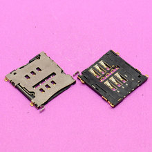 YuXi New sim card holder reader slot tray for Lenovo K900 K900I S960 sim card socket module replacement