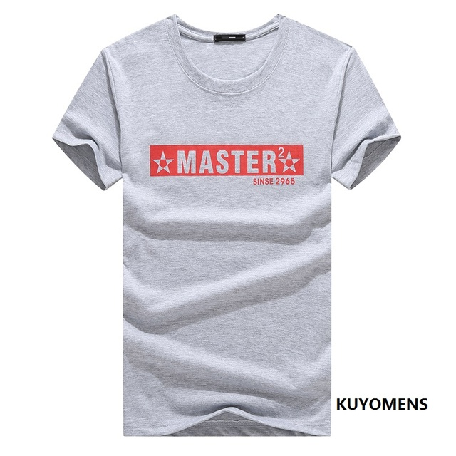 KUYOMENS New Fashion Darthworks Design Men T-shirt Short Sleeve Hipster Star Wars Tops The Darth King Printed t shirts Cool tee