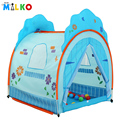 Baby Playpen Princess House kids Crawl Toy  House  Safety Portable Ocean Ball Pool Play Tent  Children Fencing Teepee Best Gift