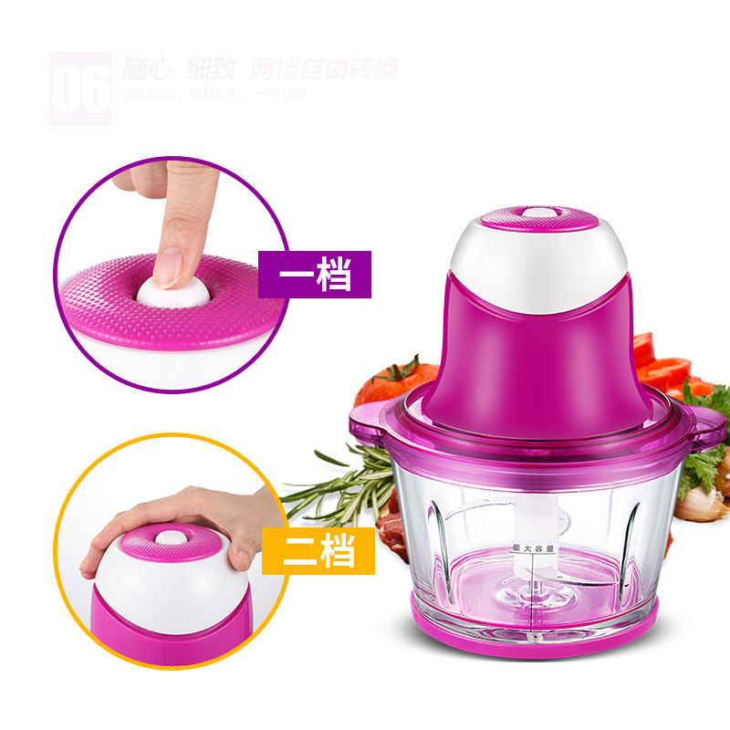 Meat Grinders USES a small  electric  multi purpose grinder to stir up stuffing and chop vegetables NEW|Meat Grinders| |  - title=