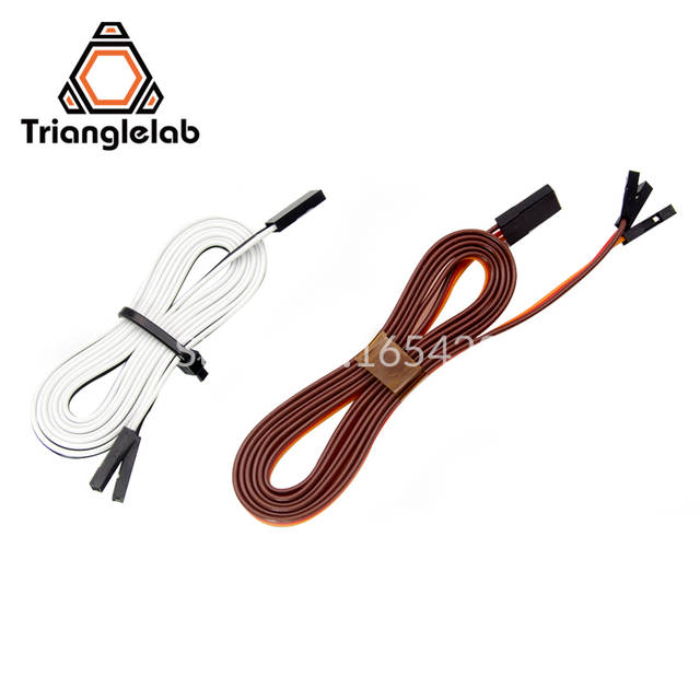 Trianglelab NEW 3D Printer TOUCH 1PCS 80CM Extension wires TL-touch auto  bed leveling sensor Extension wires