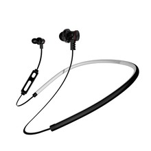 Magnetic Bluetooth Earphones Noise Reduction Neck-mounted Wireless Sports Headset 360-degree Surround Headphones