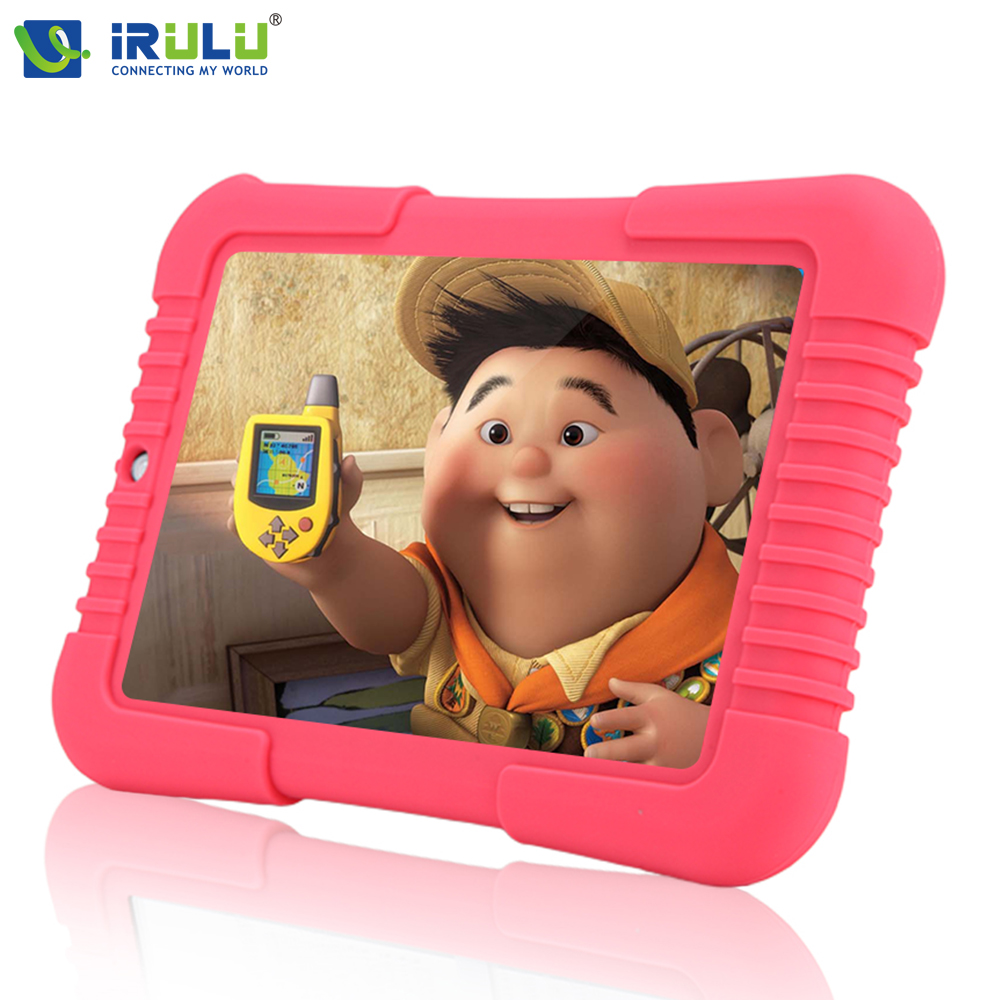 iRULU Y3 7 Android 5 1 IPS 1280 800 Babypad Quad Core Dual Cam Tablet PC