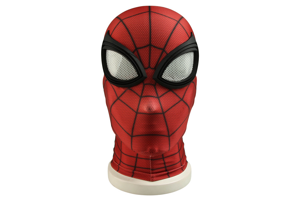 Costume Props Costumes & Accessories Movie Cos Spiderman Ps4 Game Cospaly Spider-man Mask Cosplay Costume Headwear Hat Mask Prop Halloween Free Shipping Free Size