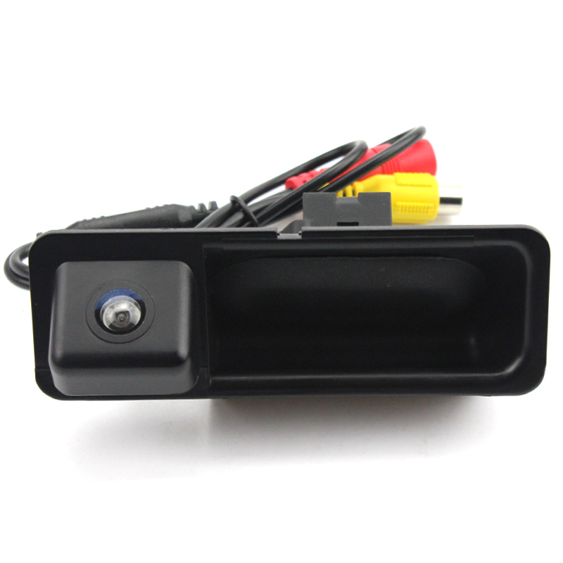 Dynamic Track Rear View Camera For BMW 3 Series 5 Series BMW E39 E46 Backup Night Vision Vehicle Camera Parking Assistance 12