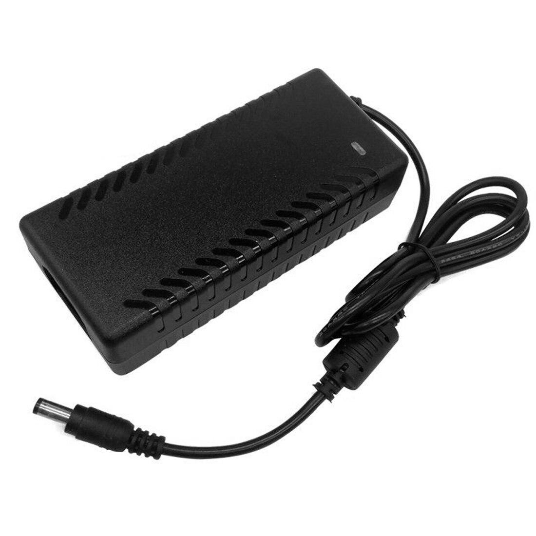 Универсальный адаптер переменного тока 100-240 В 6A 50-60 Гц DC 15 в 6A 5,5 мм разъем питания зарядное устройство для ноутбука для Poe переключатель