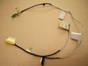 (Для детей от 1 года до 5 лет шт) ЖК-кабель для Asus S300 S300C S300CA S400C S400CA S400E S500 S500C S500CA S46E 40-контактный P/n: DD0XJ7LC010 14005-00740000