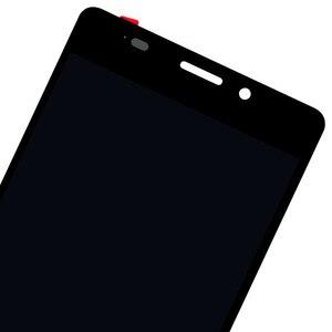 Image 3 - 5.0 polegada vernee thor e display lcd + digitador da tela de toque montagem do quadro 100% original lcd digitador toque para thor e