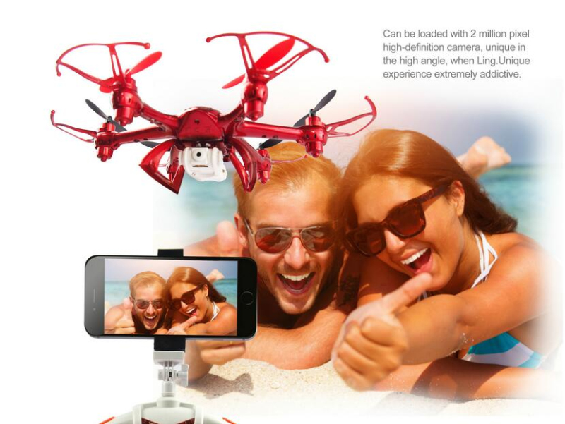 WIFI FPV rc drone RF606 2.4g 6ch mini 6axis with 2.0MP camera 3D VR glass RC helicopter Resistance to fall rc toy for best gift