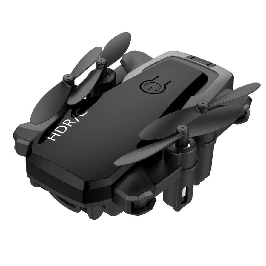 Mini D2WH Pliable Avec Wifi FPV 0.3MP HD Caméra 2.4g 6-Axe RC Quadcopter Drone Jouets psw0717