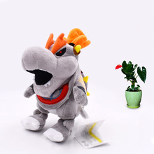 Anime Super Mario Bros 3D Land Bone Kuba Dragon Bowser Koopa JR Peluche Doll Plush Soft Stuffed Toy Dry Bones