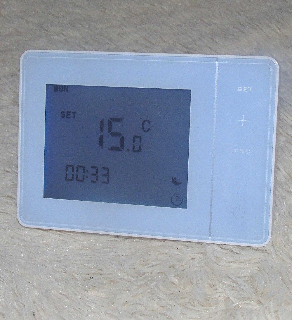 Ausgezeichnet Programmierbarer Thermostat Mit Zwei Drähten Bilder ...
