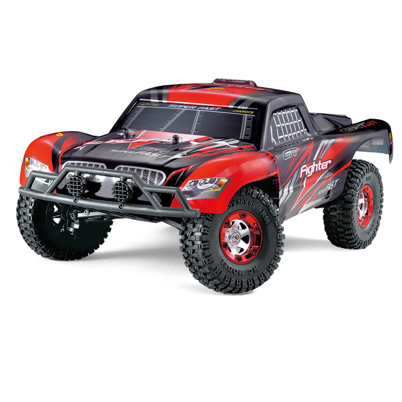 FEIYUE FY-01 1/12 45 km/h High Speed 2.4GHz 4WD High-performance RC Short Off-road Racing Truck Car Super Power Ready to Run original feiyue fy 01 390 brushed motor