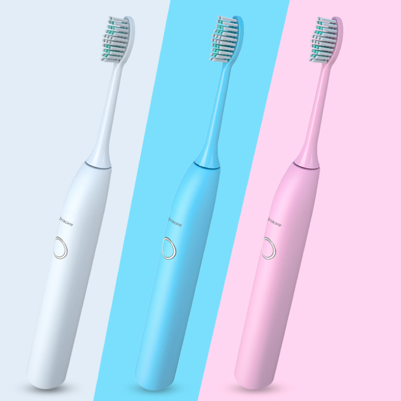 Umbracare Ultrasonic Sonic Electric Toothbrush USB Charge Rechargeable Tooth Brushes With Replacement Heads Timer Waterproof цена и фото