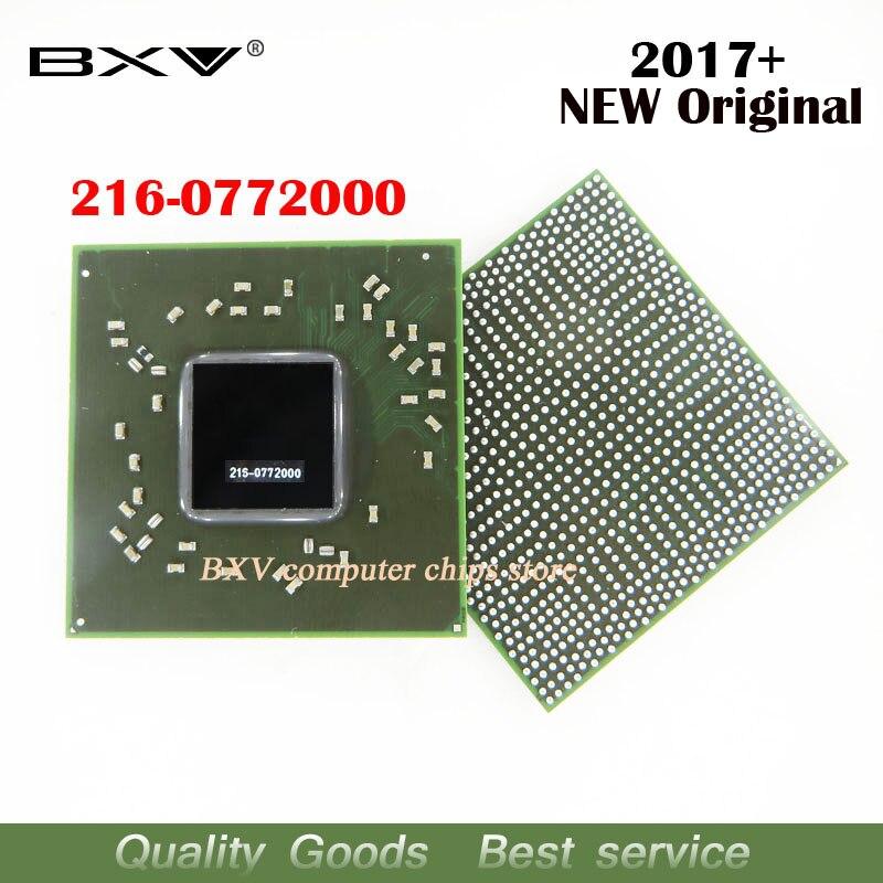 Постоянный ток: 2017 + 216-0772000 216 0772000 100% Новый оригинальный BGA микросхем для ноутбуков Бесплатная доставка с полным слежения сообщение