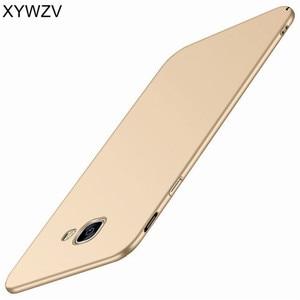 Image 3 - For Samsung Galaxy J4 Plus Case Luxury Thin PC Smooth Hard Phone Case For Samsung Galaxy J4 Plus Cover For Samsung J4 Plus J415