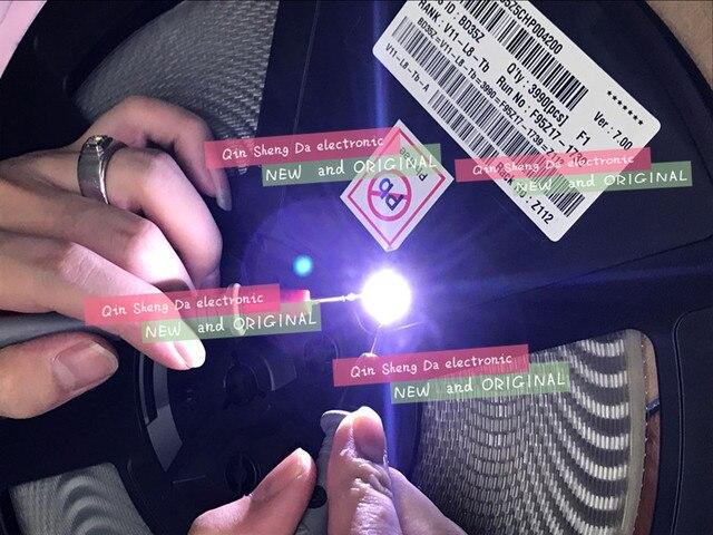 original  60pcs FOR L  Innotek LED LED Backlight High Power LED 2W 6V 3535 Cool white LCD Backlight for TV NEW