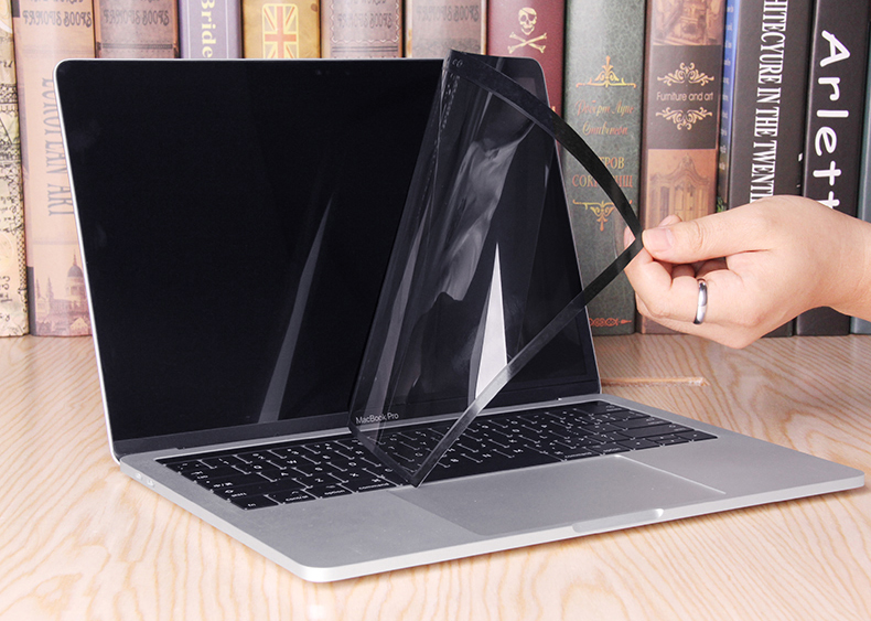 XSKN For Old Macbook Pro 15 A1398 Screen Protector Anti Scratch Clear PET HD Glue Free Laptop Frame Skin Protective Film On Aliexpress