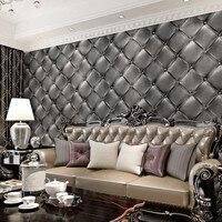Simulation Soft Leather Bag PVC Wallpapers Wall Paper Papel De Parede Adesivo Tapete Leopard Wallpaper Pvc