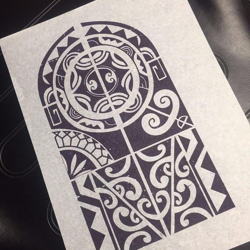 50pcs-Tattoo-Stencil-Paper-Tattoo-Thermal-Carbon-Stencil-Transfer-Paper-Tracing-Kit-A4 (1)