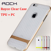 Phone Case For Iphone 6 6s 4 7 PC Frame Back Case Cover Luxury Rock Royce