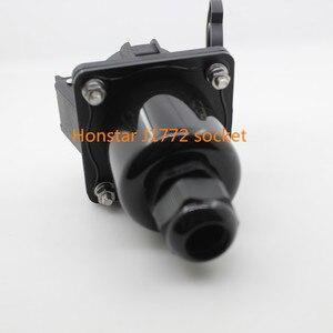 Image 5 - Duosida ZENCAR EVSE EV female socket SAE J1772 type 16A 32A electric  Charging charger side
