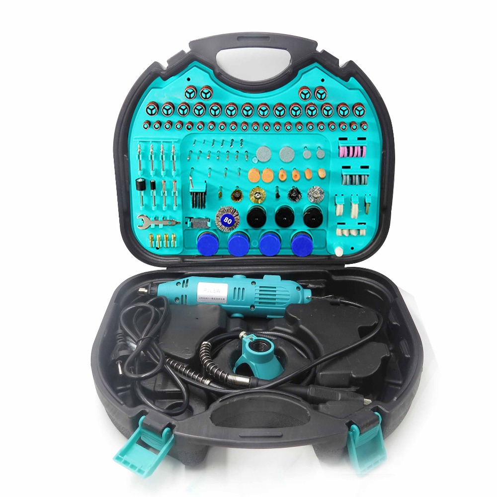 PJLSW252 I Kit combination tool electric grinder suit small jade carving machine polishing machine grinding machin