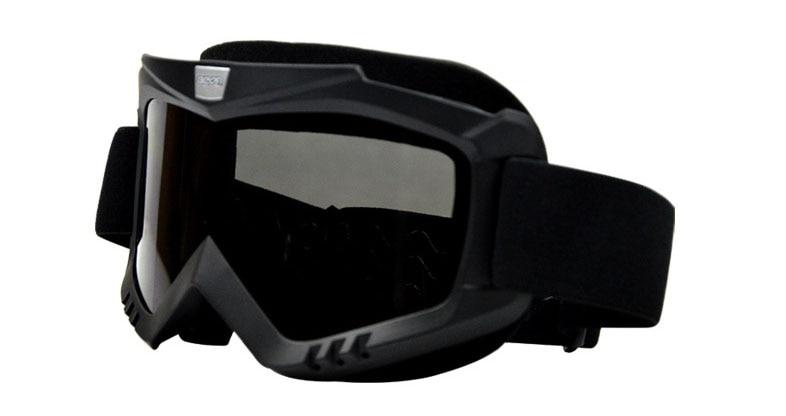 BEON motocross կրկնակի շերտով սև - Պարագաներ եւ պահեստամասերի համար մոտոցիկլետների - Լուսանկար 5