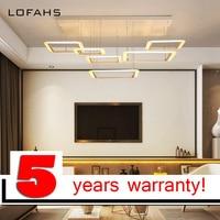 LOFAHS Modern led chandelier lamp Remote pendant chandelier light fixture abajour luminaria luster for dining living room salon