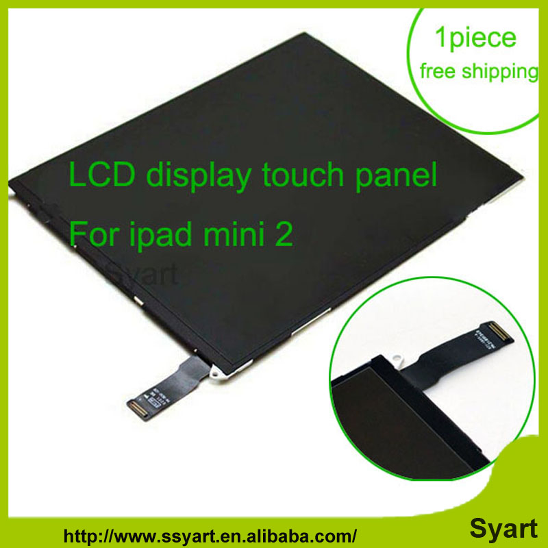 ФОТО 1pices black High quality new 7.9'' inch lcd display For iPad mini2 Replacement LCD screen panel with free tools for ipad mini 2