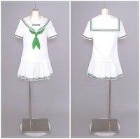 Kuroko No Basketball (Kuroko'S Basketball) Aida Riko Sailor Suit Cosplay Costume