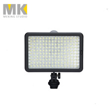New DBK LED-5020 adjustable camcorder camera LED light panel Vedio handle charger for Photography