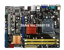 100% Working Desktop Motherboard For Asus P5KPL-AM System Board Fully Tested