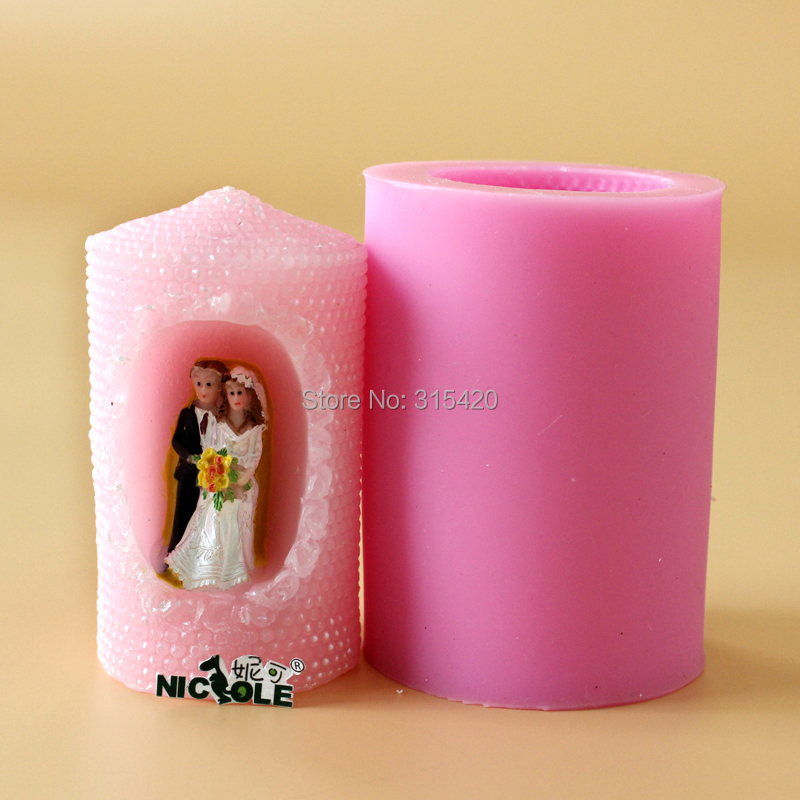 Nicole lz0128 handmade wedding decoration candle silicone molds mold namenicole lz0128 handmade wedding decoration candle silicone molds factory outlet mold materialfda approved food grade silicone mold colorrandom junglespirit Gallery